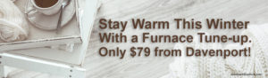 Olathe heating and cooling special offer