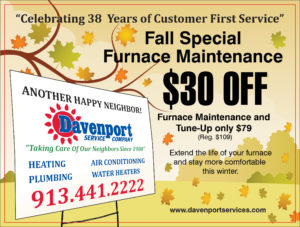 annual heating system maintenance