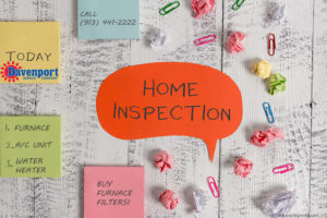 Olathe heating and cooling checklist