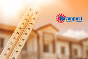 Olathe air conditioner repair hot summer